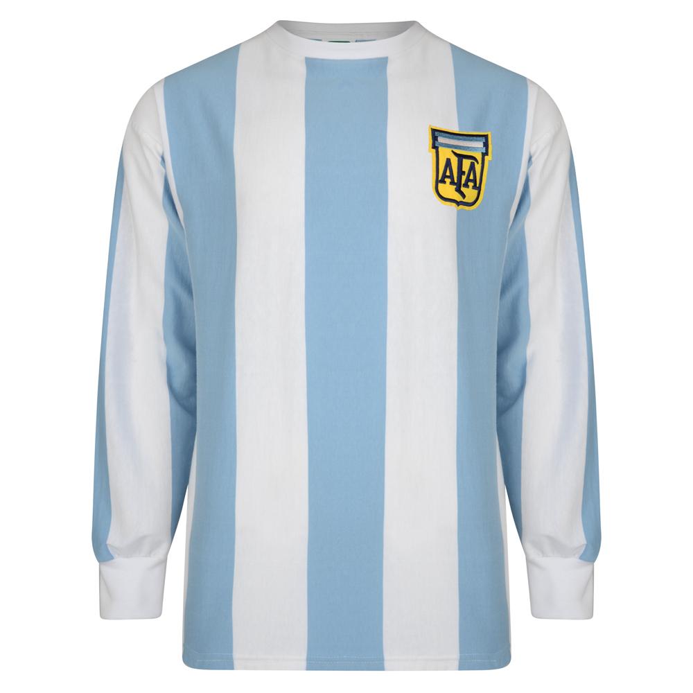Argentina 1978 World Cup Final shirt