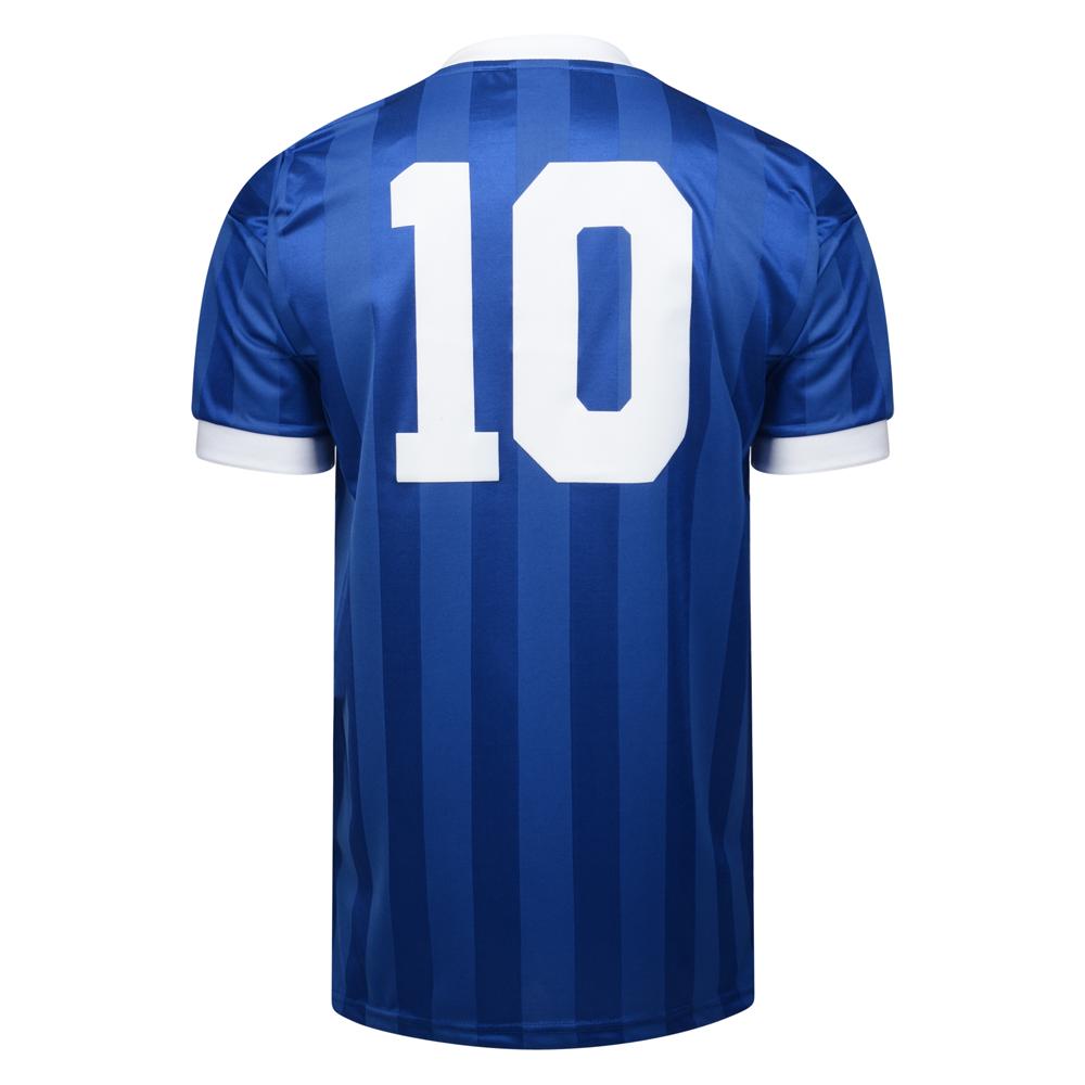 Argentina 1986 World Cup Finals Away No10 shirt