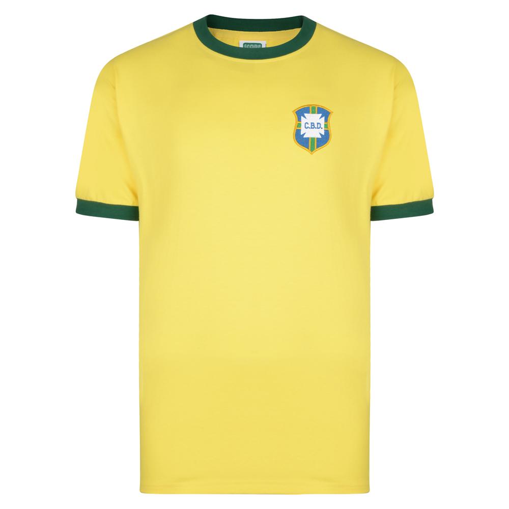 Brasil 1970 World Cup Final shirt