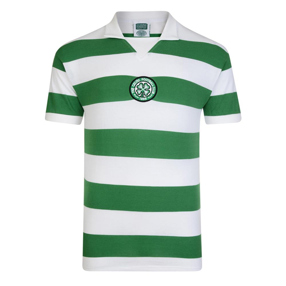 Celtic 1978 Retro Football Shirt