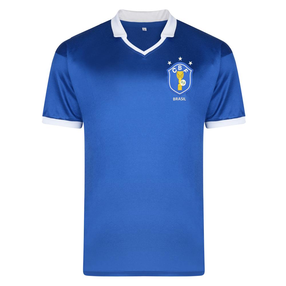 Brasil 1986 World Cup Finals Away shirt
