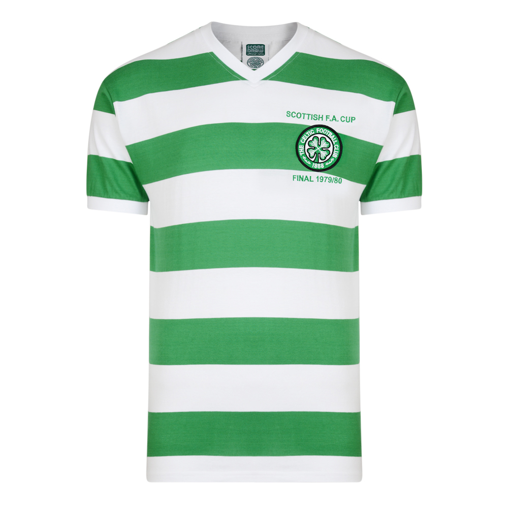 Celtic 1980 Scottish Final Retro Football Shirt