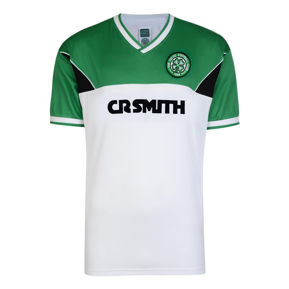 Celtic 1985 Away Retro Football Shirt