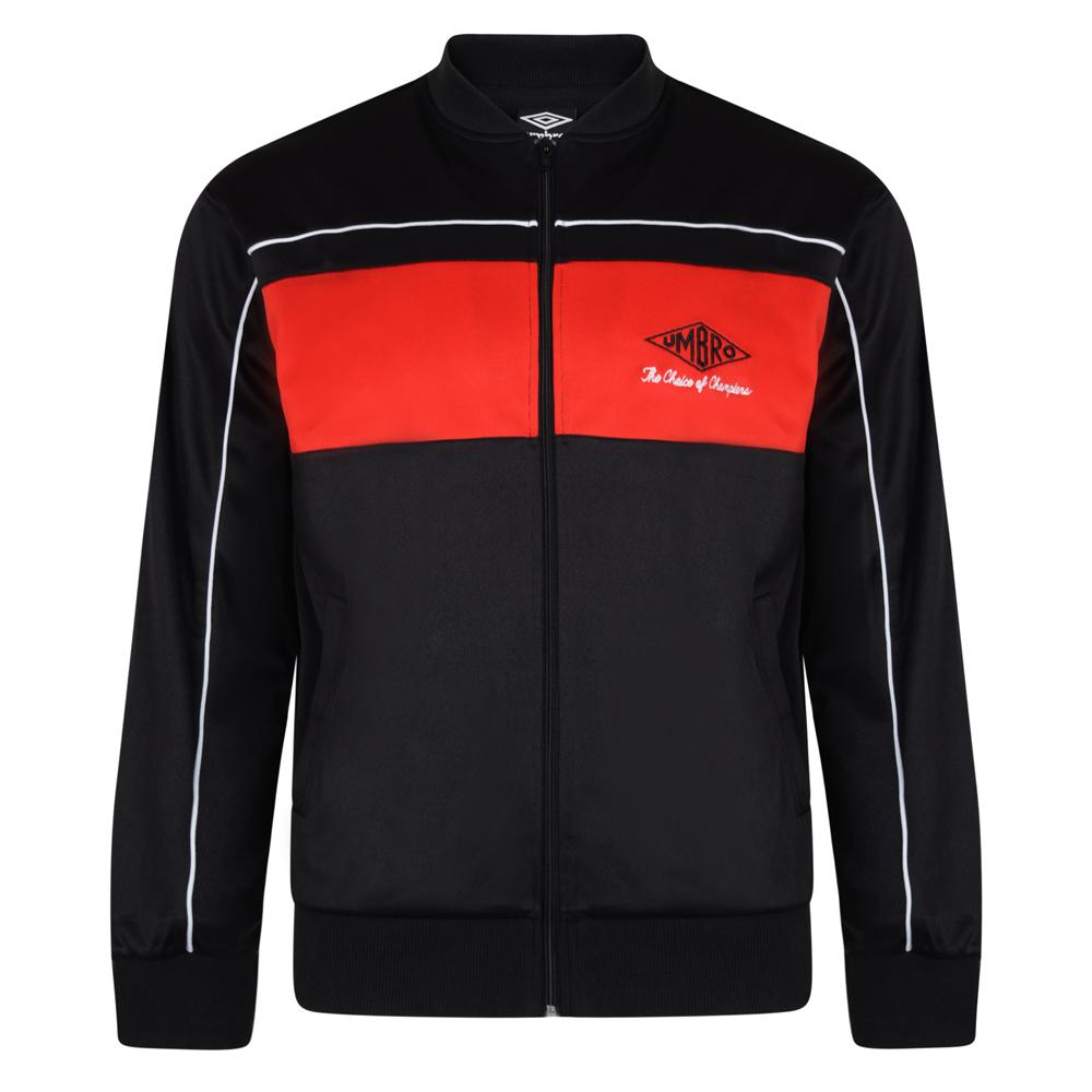 Umbro Choice of Champions Black Track Jacket
