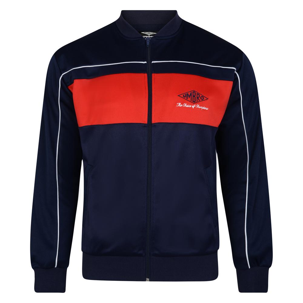 Umbro Choice of Champions Nvy England Track Jacket