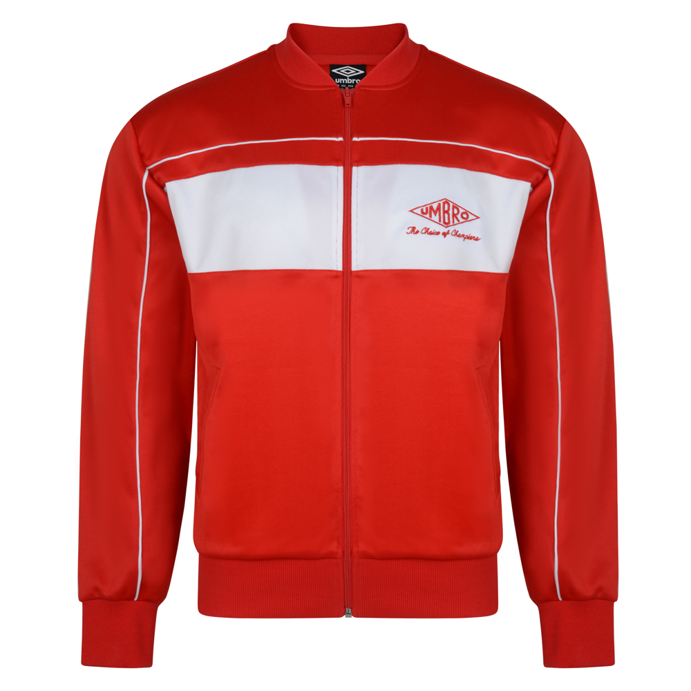 Umbro Choice of Champions Red Track Jacket