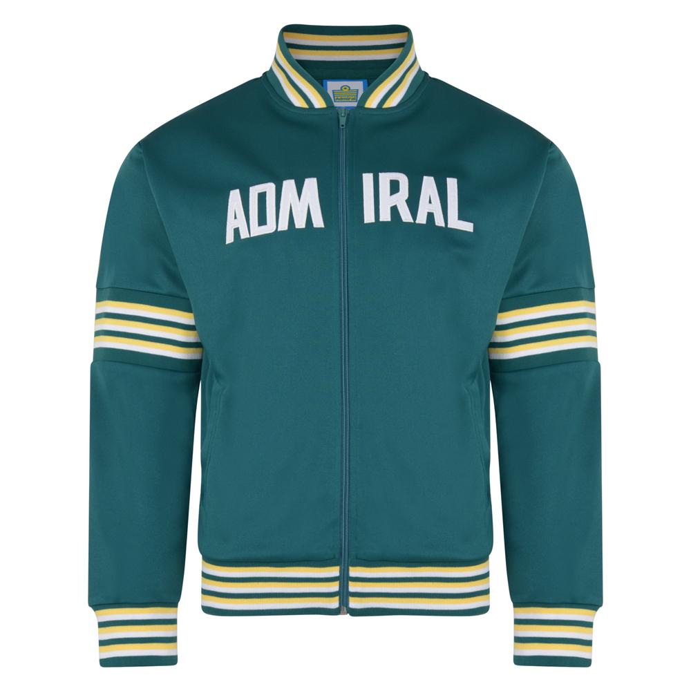 Admiral 1974 Green Club Track Jacket