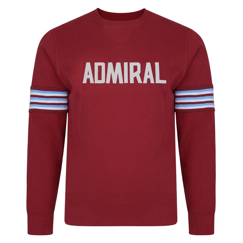 Admiral 1974 Claret Club Sweatshirt