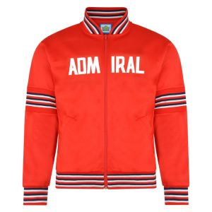 Admiral 1974 Red England Track Jacket