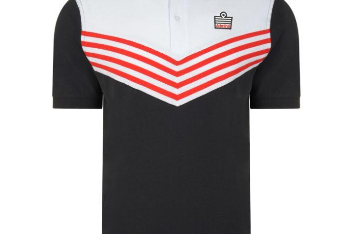 Admiral 1976 Black Club Polo