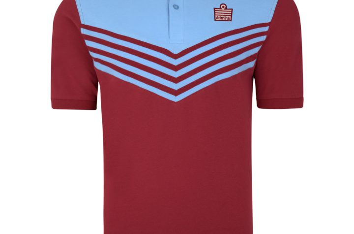 Admiral 1976 Claret Club Polo