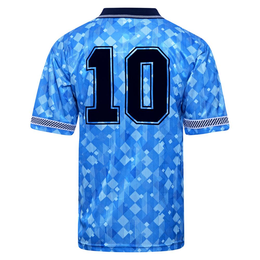 England 1990 World Cup Finals Third No10 Shirt