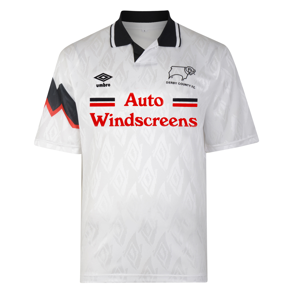 Derby County 1992 Umbro shirt