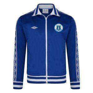 Everton 1980 Umbro Retro Football Track Jacket