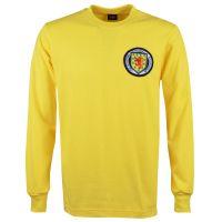 Scotland 1967 Ronnie Simpson Kids GK Retro Football Shirt