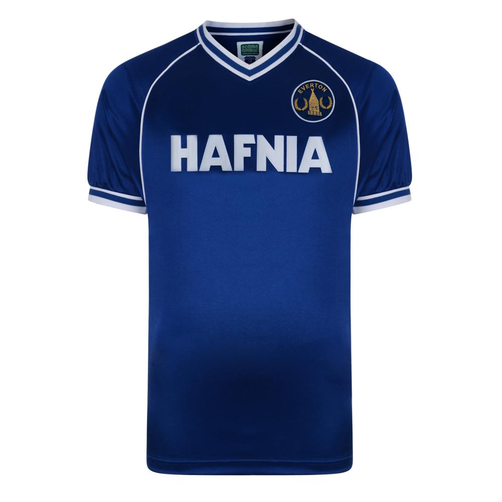 Everton 1982 Retro Football Shirt