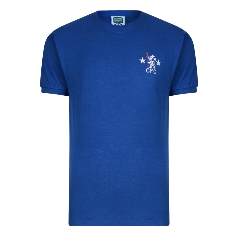 Chelsea 1972 No9 Retro Football Shirt