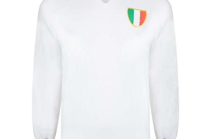 AC Milan 1963 European Cup Final Retro Shirt