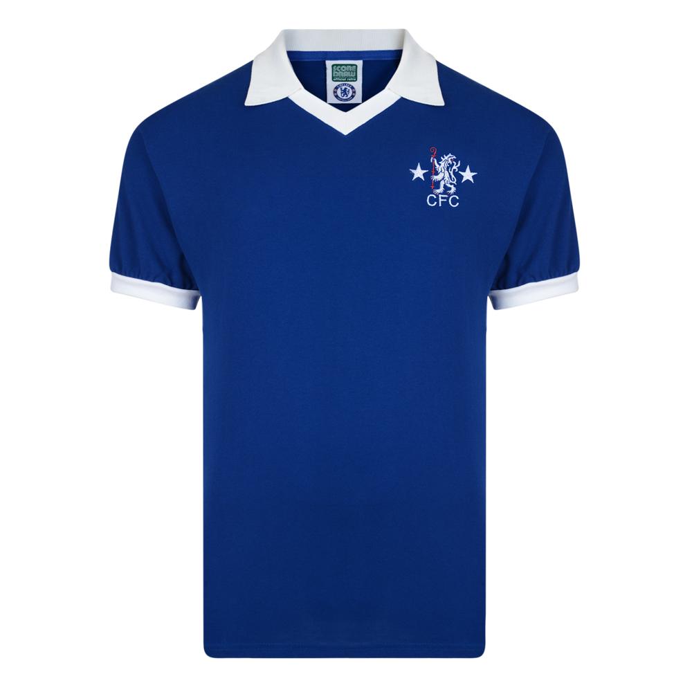Chelsea 1976 Retro Football Shirt