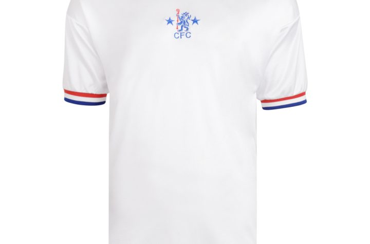 Chelsea 1982 Third Retro Football Shirt
