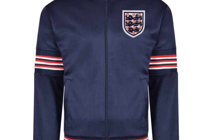 England 1974 Empire Navy Track Jacket