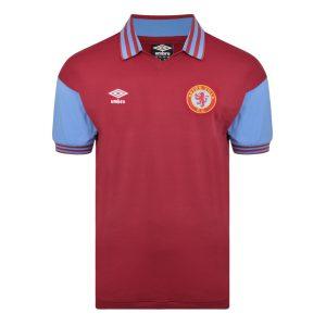 Aston Villa 1980 Umbro shirt