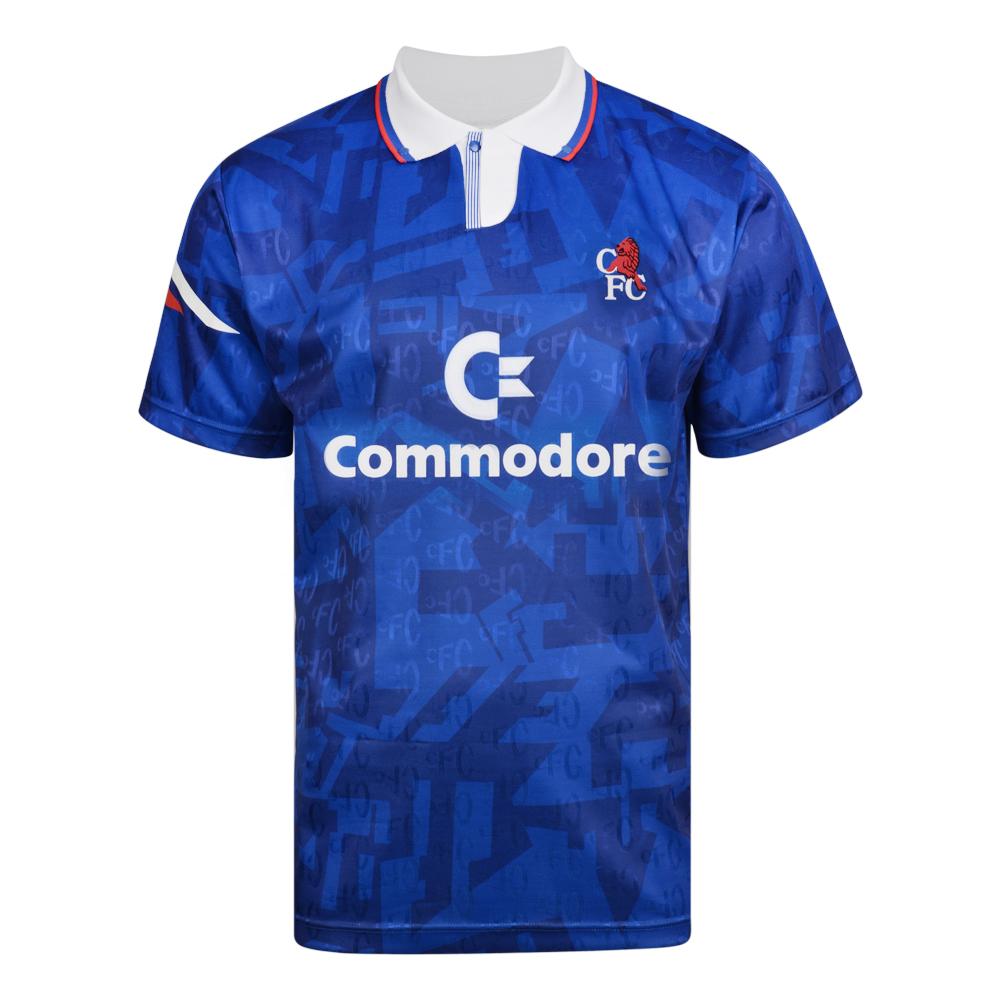 Chelsea 1992 Retro Football Shirt