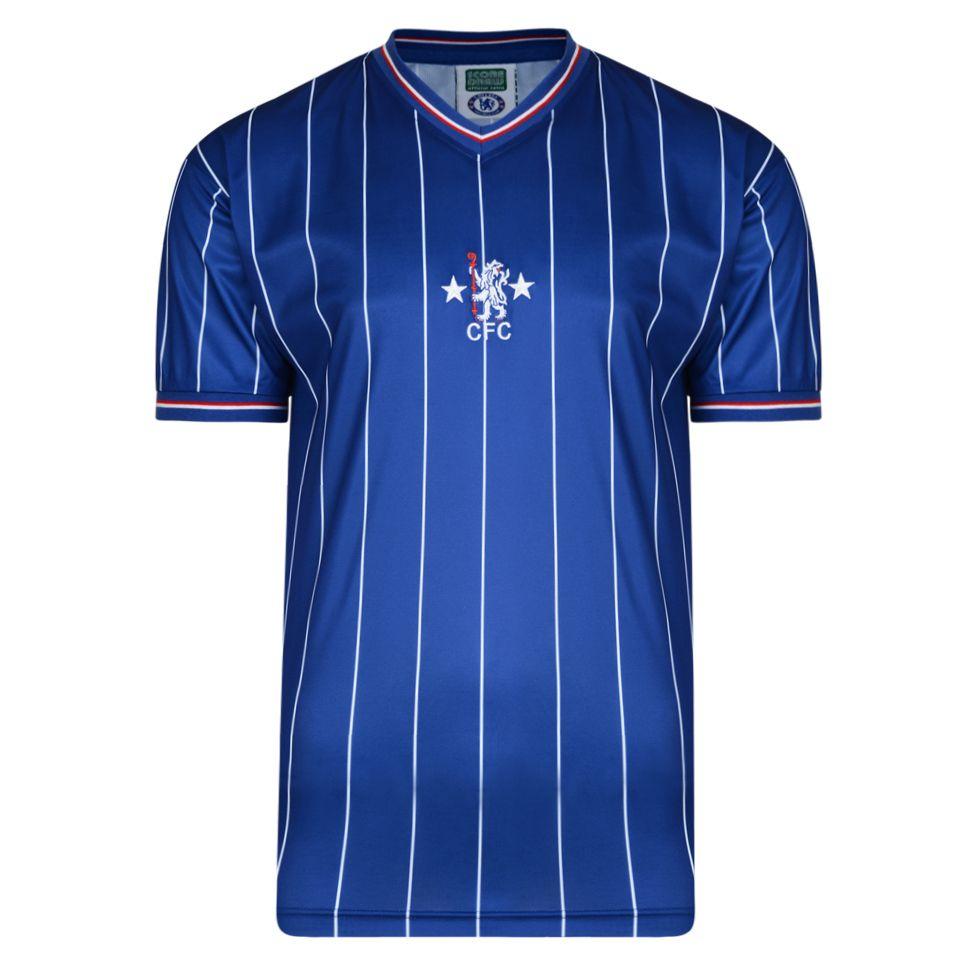 Chelsea 1982 Retro Football Shirt