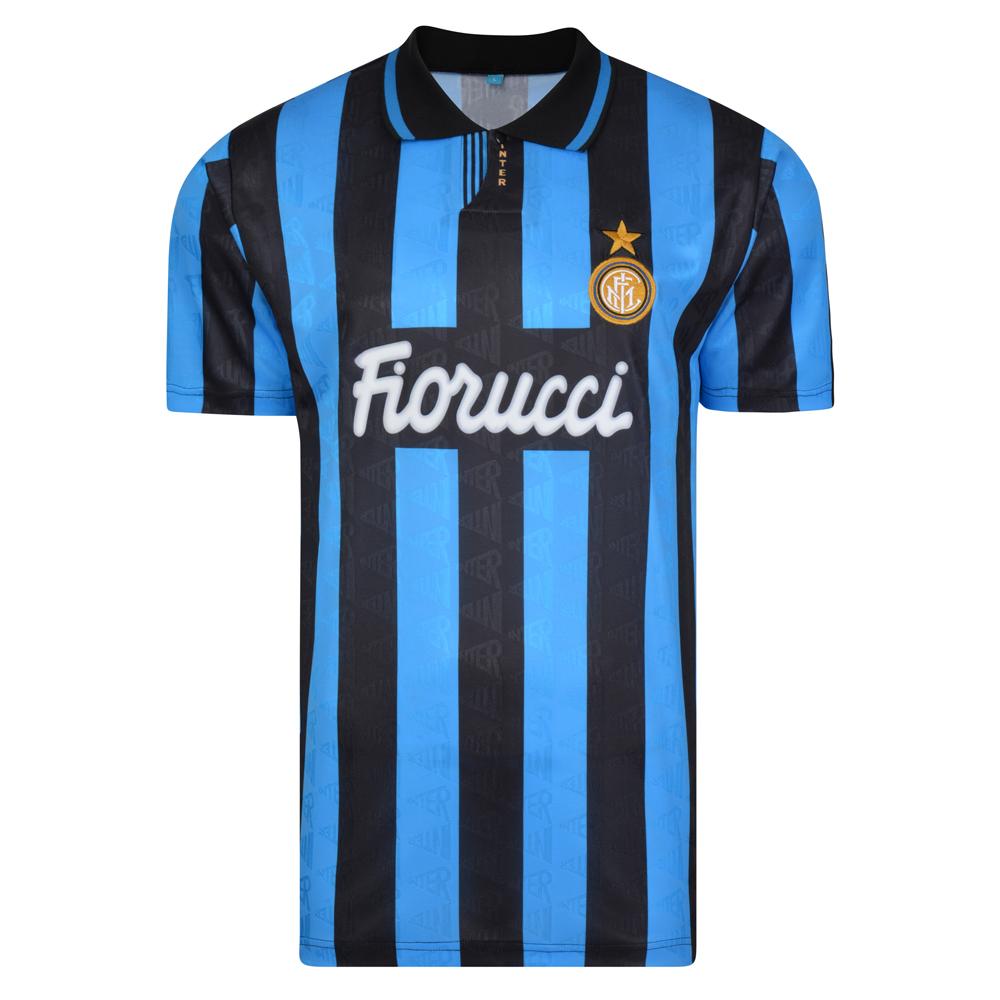 Internazionale 1992 Home shirt