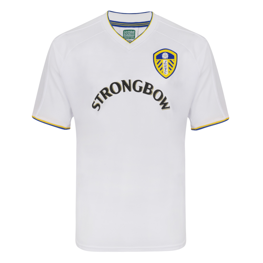Leeds United 2001 Retro Football Shirt