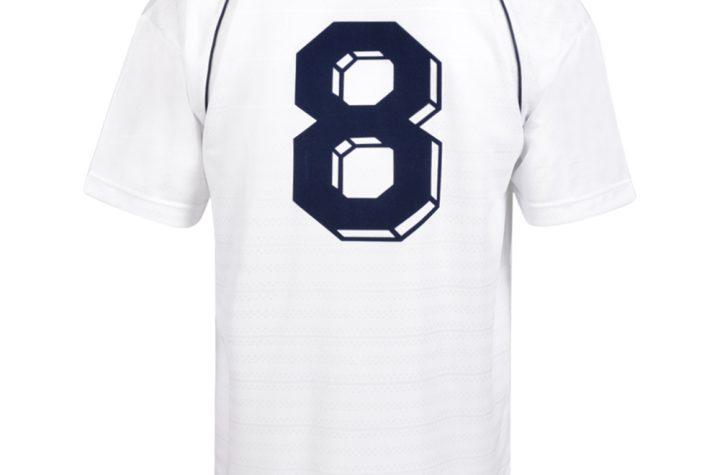 Tottenham Hotspur 1991 FA Cup Semi Final No8 Shirt