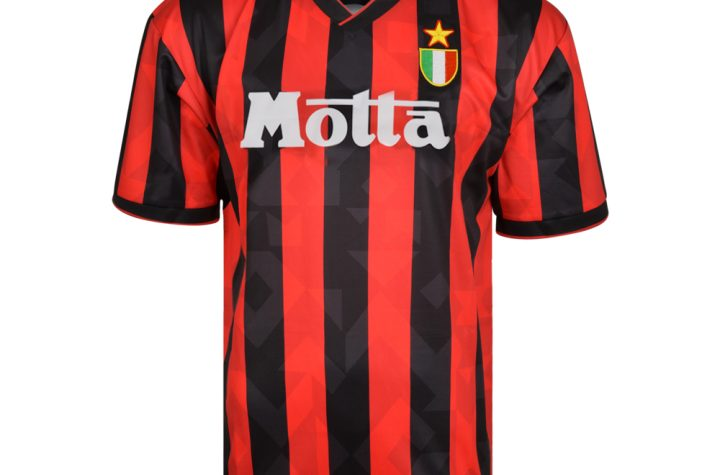 AC Milan 1994 Retro Football Shirt