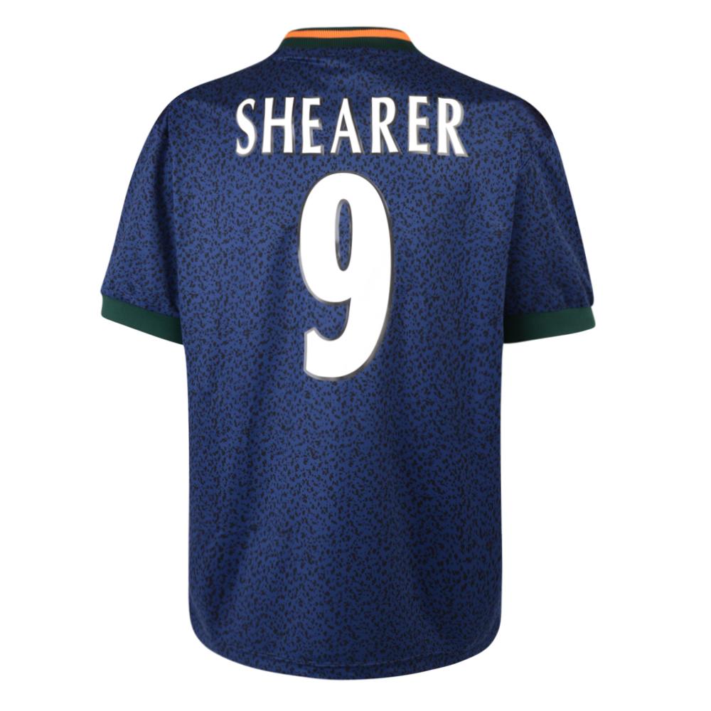 Newcastle United 1998 Away No9 Football Shirt