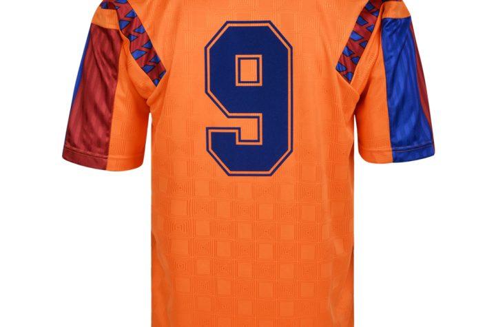 Barcelona 1992 European Cup Final No.9 Retro Shirt