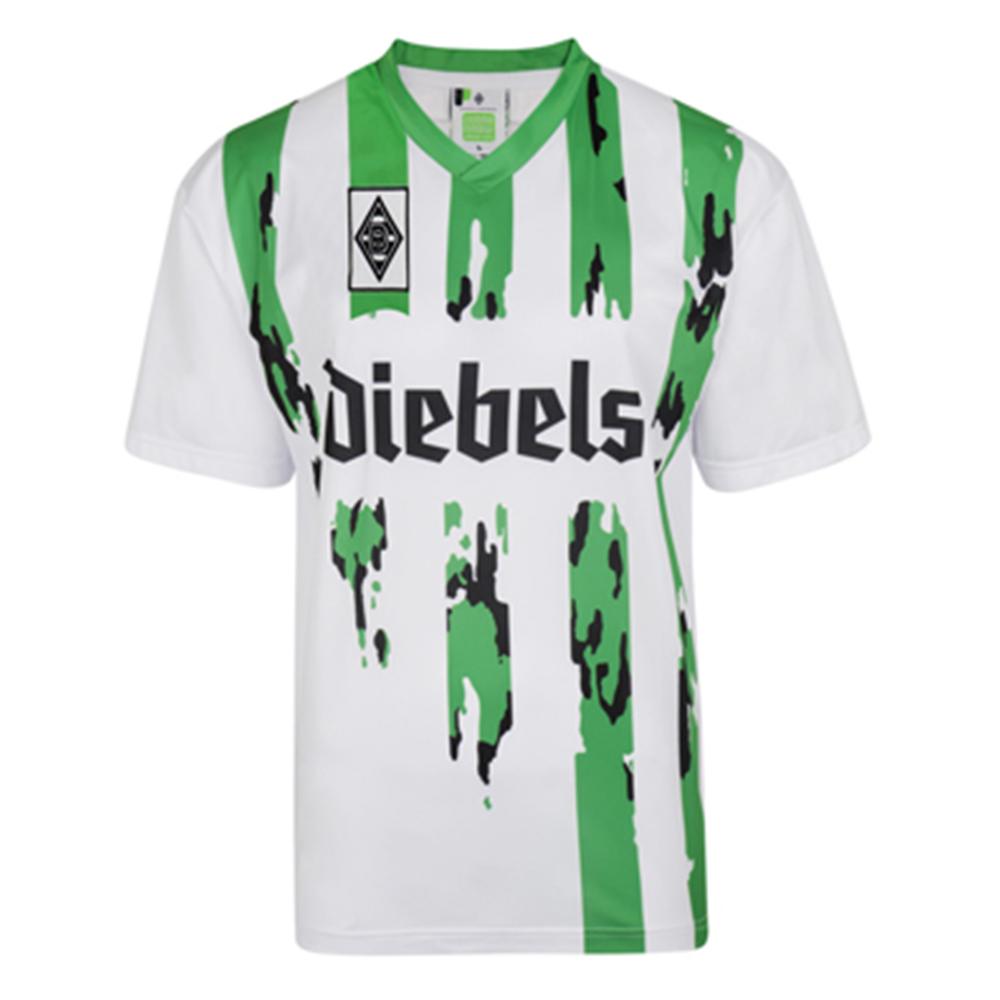 Borussia Moenchengladbach 1995 Pokal Finale trikot