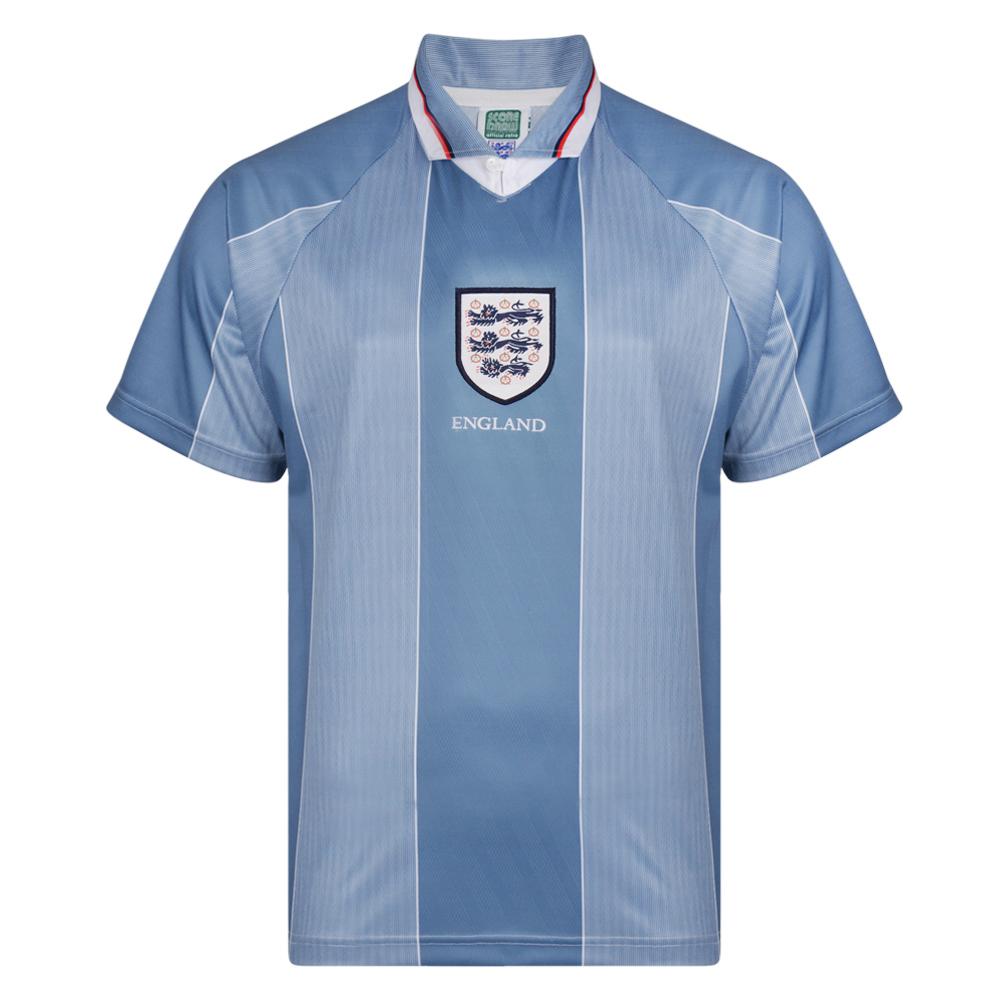 England 1996 Away Euro Championship Retro Shirt