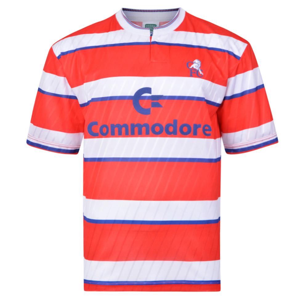 Chelsea 1988 Away Retro Football Shirt