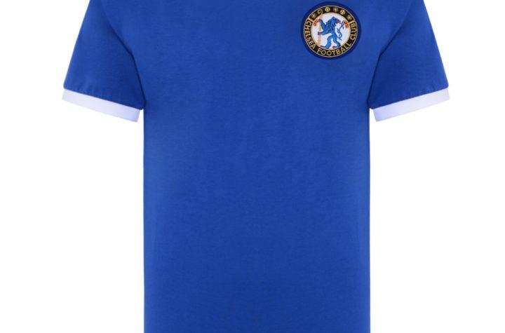 Chelsea 1960 Retro Football Shirt