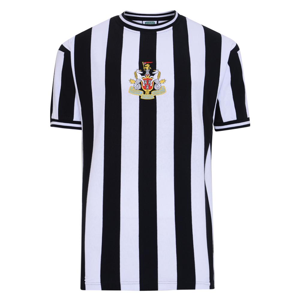 Newcastle United 1974 Retro Shirt