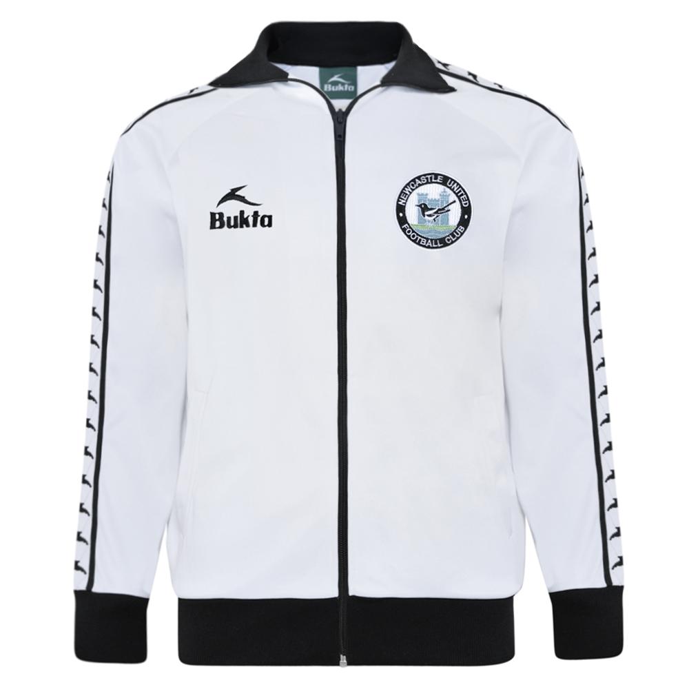 Newcastle United 1978 Bukta Away Track Jacket