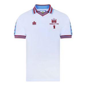 West Ham United 1980 FA Cup Final Admiral Shirt