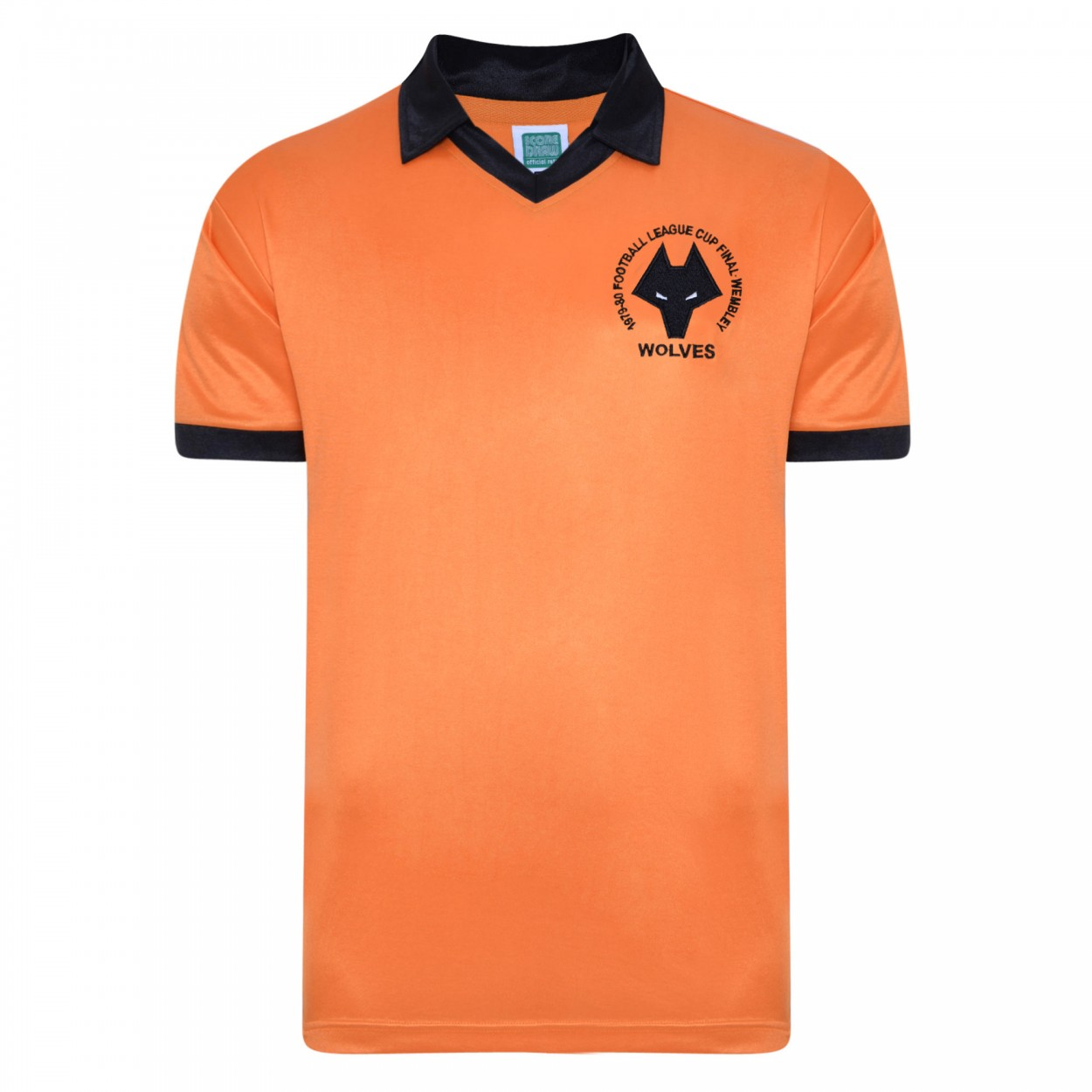 Wolves 1980 League Cup Final shirt