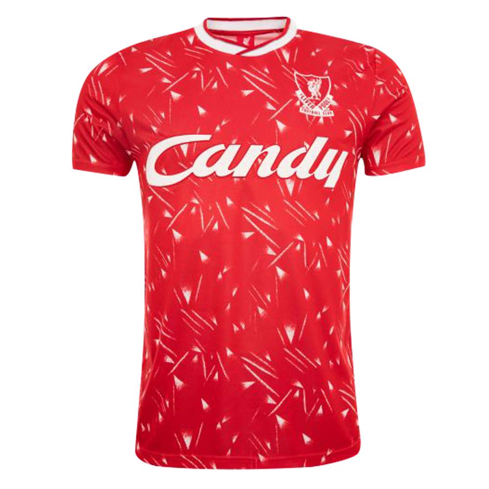 Liverpool FC 1990 Retro Football Shirt