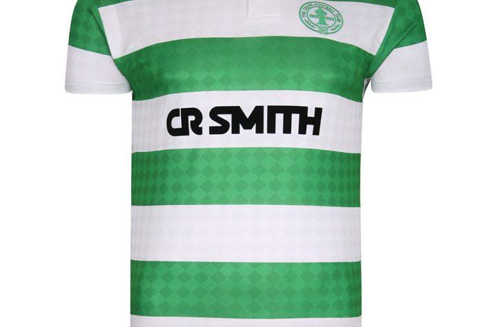 Celtic 1988 Centenary Retro Football Shirt