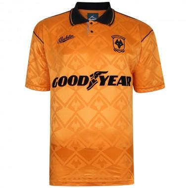 Wolverhampton Wanderers 1992 Bukta shirt