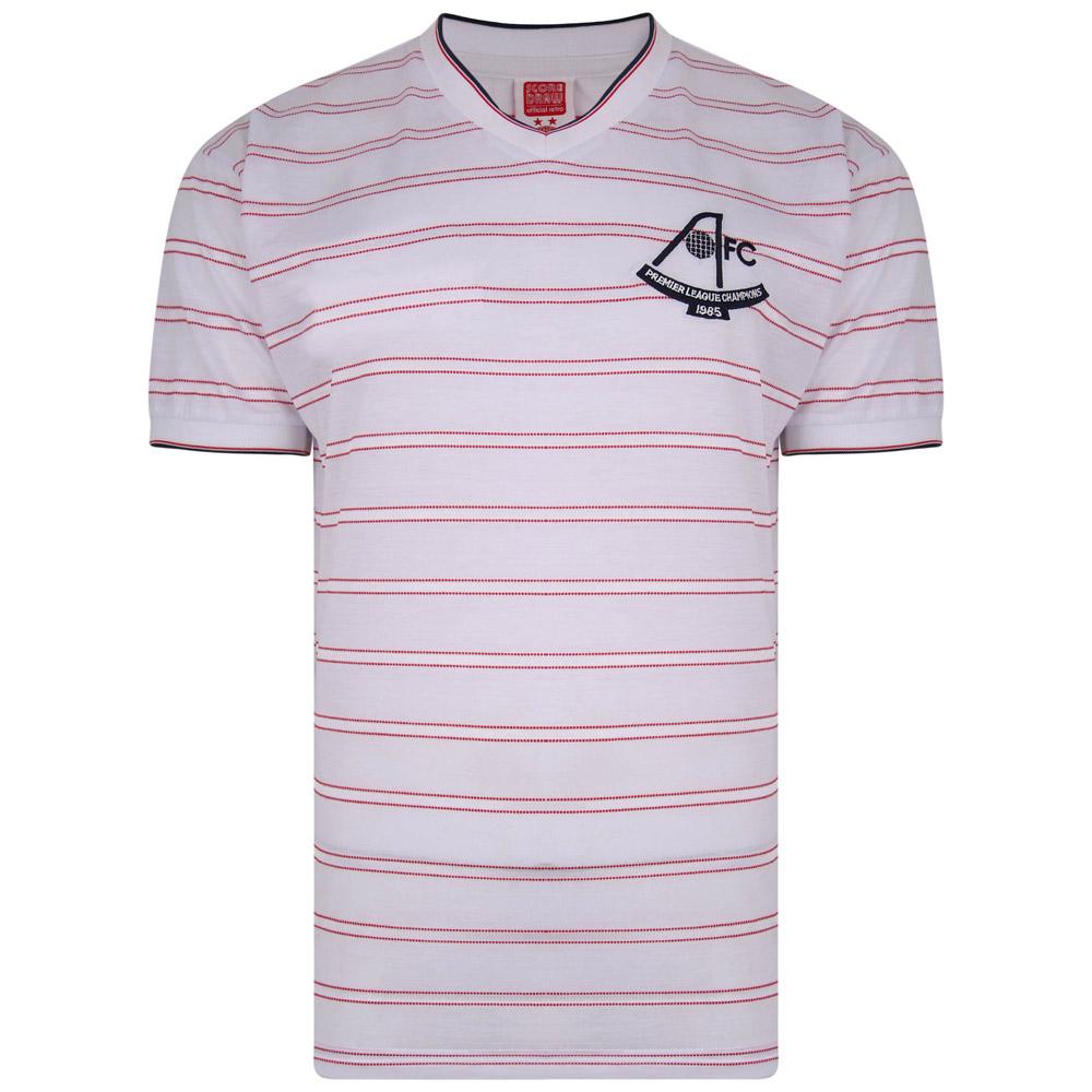 Aberdeen 1985 Away Retro Shirt