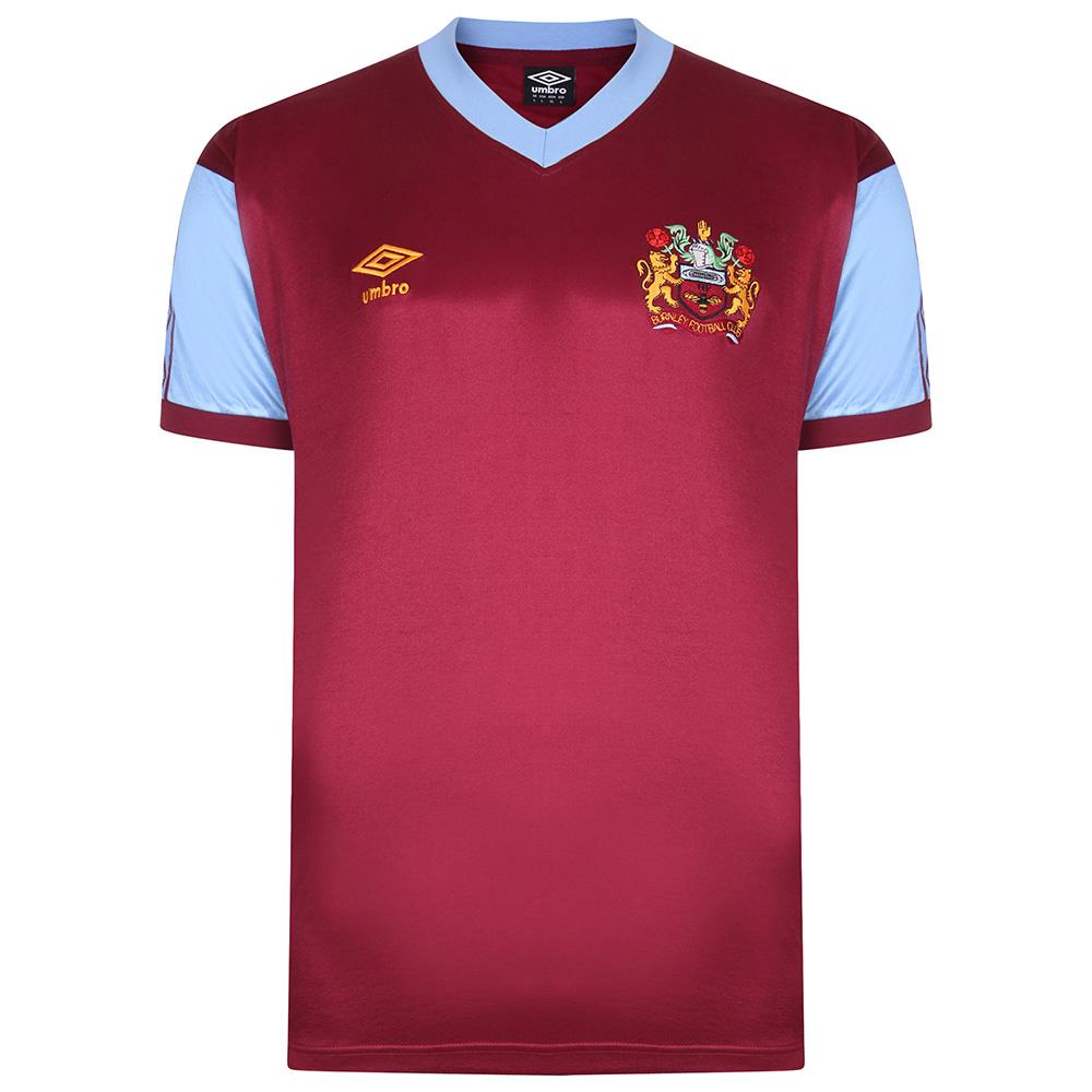 Burnley 1980 Umbro shirt