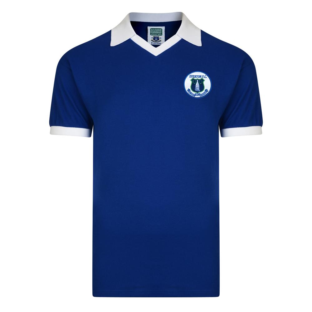 Everton 1978 Retro Football Shirt