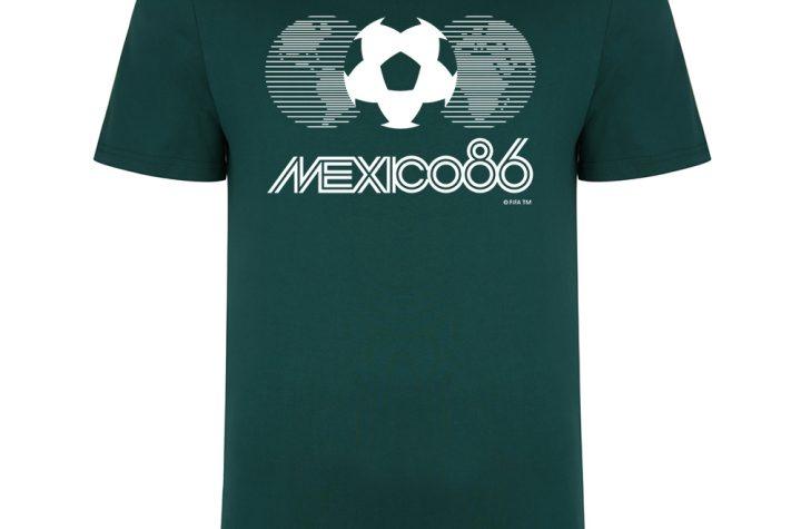 FIFA 1986 Logo Tee