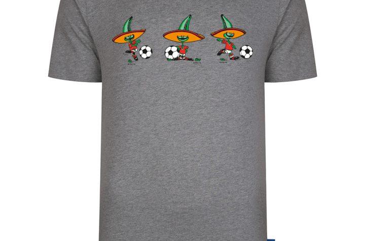 FIFA 1986 Three Mascot Tee